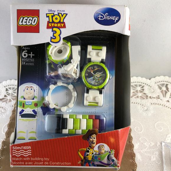 Lego Other - Toy Story 3 Lego Buz LightYear Watch Building Kit